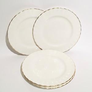 Royal Albert Val D Or Dinner Plates Salad Plates Dessert Etsy