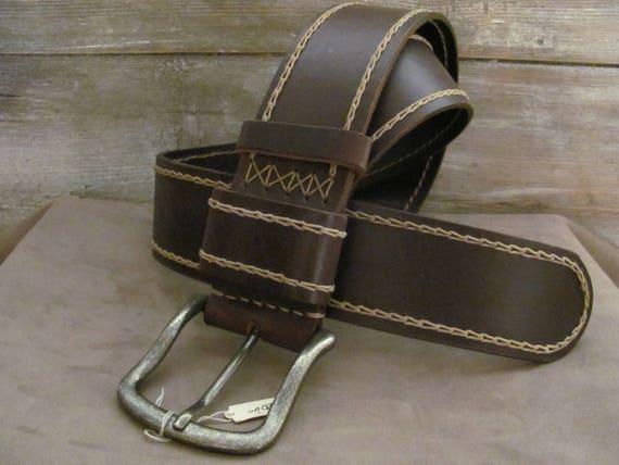 98ba5c944fa5 Fabriqué à la main impériale ceinture ceinture en cuir italien   Etsy
