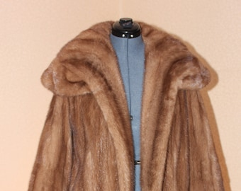 Rovalia Mink Coat