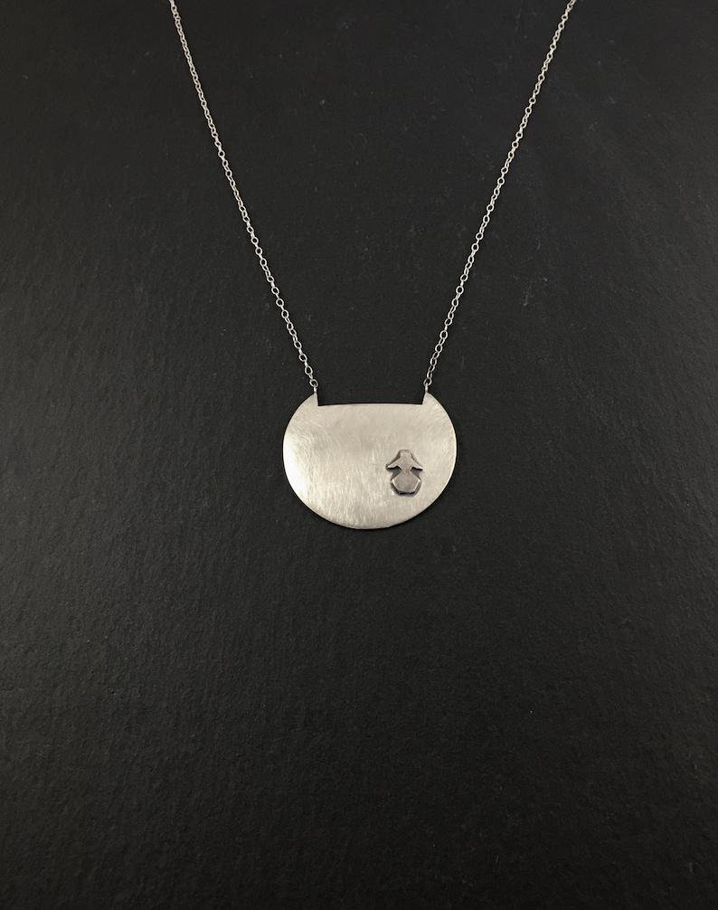 Fertility Necklace Sterling Silver Fertility Jewelry image 0