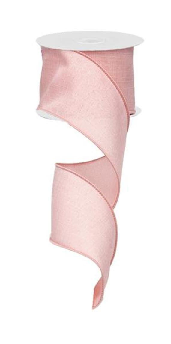 ruban rose, ruban par le rouleau, bord ruban, ruban, ruban par le rouleau, ruban pour couronne, ruban