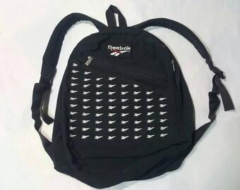 44f1413eb Vintage Reebok Backpack 90s