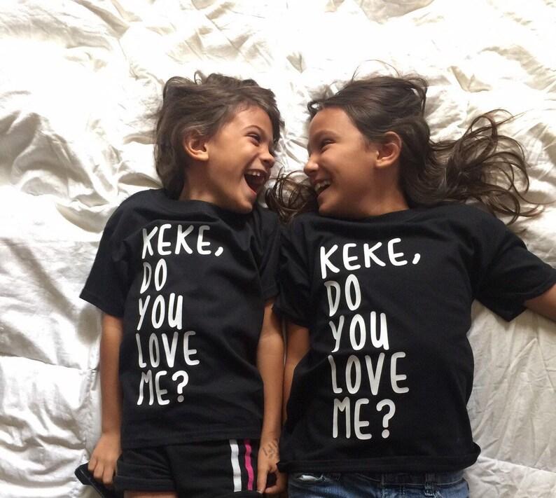Keke do you love me drake letra en español