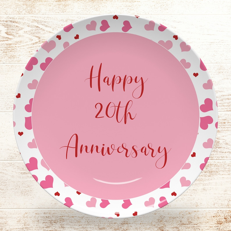 No Melamine Custom Gift Wall Decor Buy More Save More Free Shipping Personalized Wedding Anniversary Commemorative Plate Unique Gift