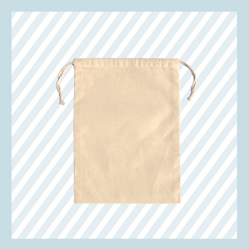 12 x 16 Inches Cotton Muslin Bags 100/% Organic Cotton Double Drawstring Premium Quality Eco Friendly Reusable Natural Bags