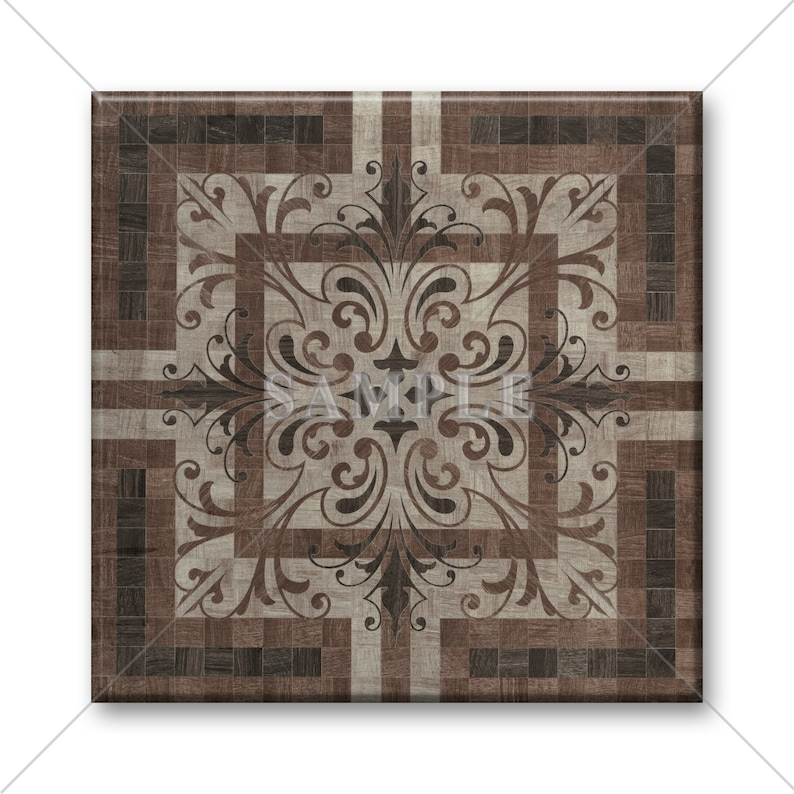 Merveilleux Unique Ceramic Accent Tile   Brown Decorative Tile Backsplash Tile Kitchen  Tile Bathroom Tile Made In The USA 4x4 Tile Or 6x6 Tile