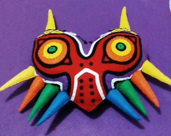 Pillow majoras mask