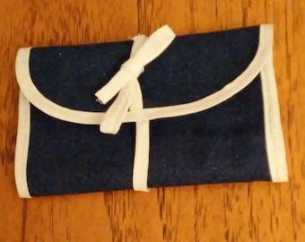 Purse Size Sewing Kit PDF Sewing Pattern, Easy Sew Sewing Kit,
