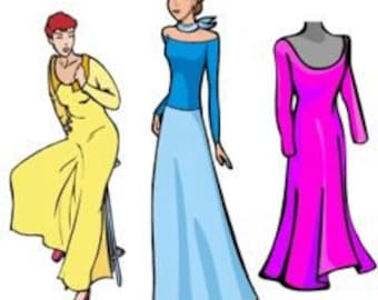 Quick And Easy Pattern Making Class For Misses Sizes - PDF downloadable pattern making class