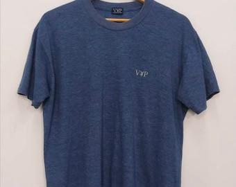 0471e96f Vintage Playboy plain paper thin roundneck t shirt. Not adidas nike puma.
