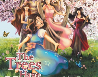 The Trees Have Hearts - Autographed multi award-winning children's book!