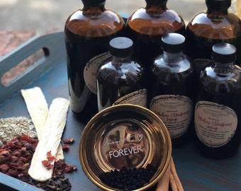 Organic Elderberry Syrup 16 oz