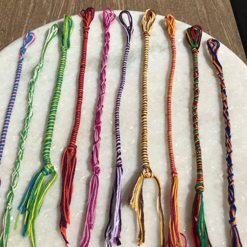 Leah\u2019s Friendship Bracelets