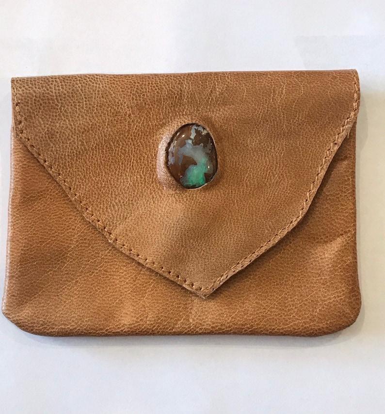 LeatherOpal pouch T104