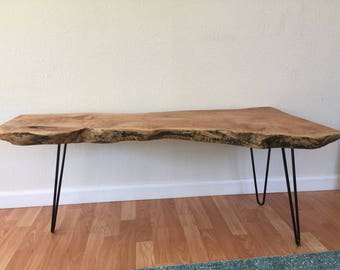 Merveilleux Live Edge Coffee Tables  Custom, Made To Order!
