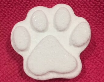 Dog/Cat Paw - All Natural Bath Bomb