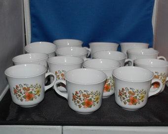 2ad90f9da7d Corelle coffee cups | Etsy