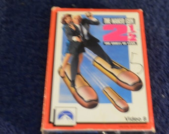 Video 8, The Naked Gun 2 1/2 the Smell of fear, 8 mm movie Tape