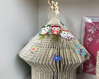 art for house etsy rh etsy com Fairy House Made Out of Book Fairy House Made Out of Book