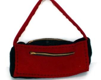 Refashioned Bike gifts for her/Bicycle Accessories for women/Handmade Bicycle gifts for women/Eco bag/Bike Bag handlebar/handmade bag