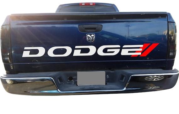 Dodge Ram 1500 Vinyl Decals racing side stripes hemi mopar daytona 5.7L Rebel RT