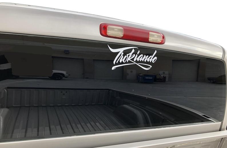 a70997253f Trokiando Decal Sticker Vinyl Truck Graphics