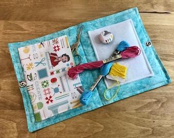 Project Minder - Scissor Saver Hand Sewing Organizer - Homemaker