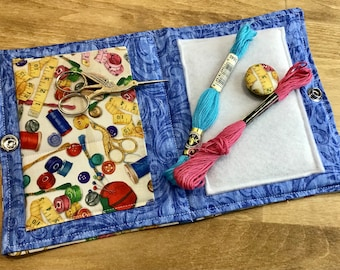 Project Minder - Scissor Saver Hand Sewing Organizer - Sewing Notions & More