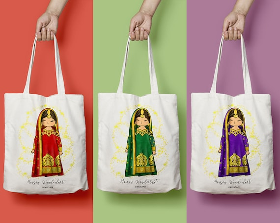 I love The South Cotton Tote Bag
