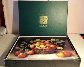 Table mats, tableware sets, Lady Clare Ltd, placemats, dining sets, homedecor, party table, occassions, gift ideas, collectables