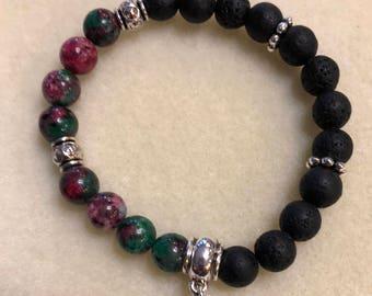 Dream Charm Essential Oil Diffuser Bracelet