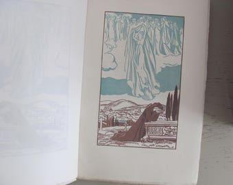Dante Alighieri: Vita Nova - [Frontispice de Maurice Denis - 1921]