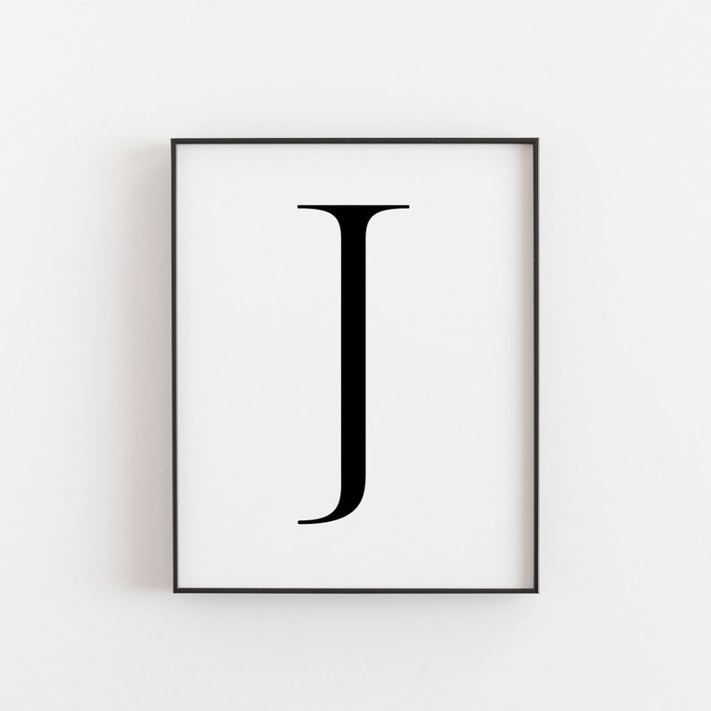 photo about Printable Letter J known as Letter J, J Printable, Letter Printable, Letter J Poster, Scandinavian Print, Nordic Print, Scandi Layout Print, Minimalist Artwork, Wall Decor