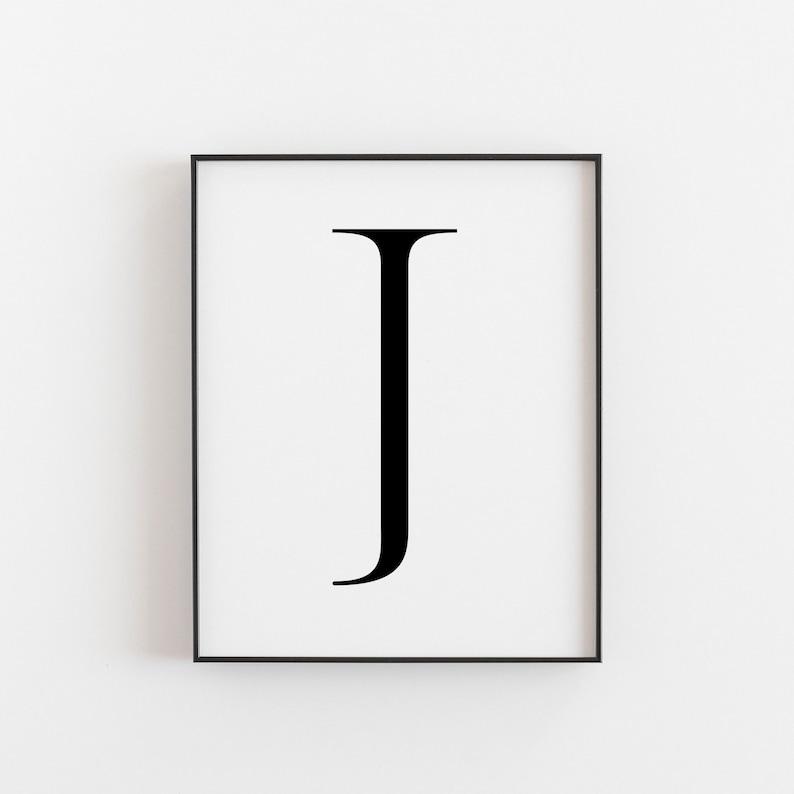 photo about Printable Letter J known as Letter J, J Printable, Letter Printable, Letter J Poster, Scandinavian Print, Nordic Print, Scandi Layout Print, Minimalist Artwork, Wall Decor