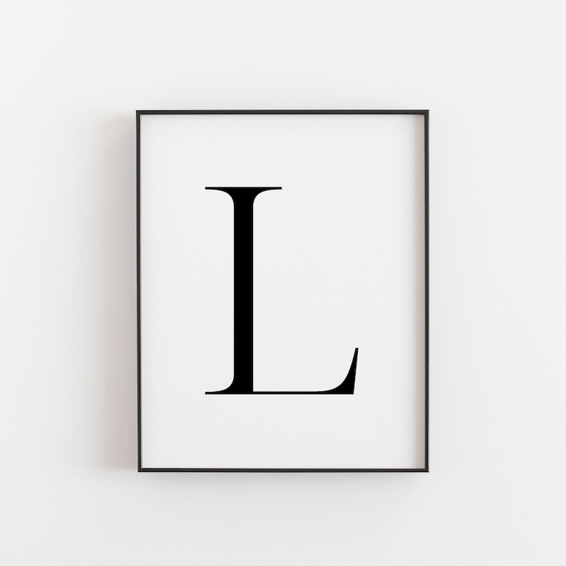 photo about Printable Letter L known as Printable Wall Artwork, Letter L, Downloadable Artwork, Printable Artwork, Wall Artwork Prints, Nursery Decor, L Printable, Letter L Poster, Bed room Decor