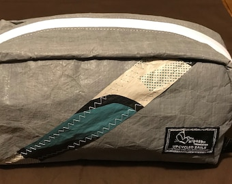 Upcycled Sail Toiletry Bag 1d421d408e907