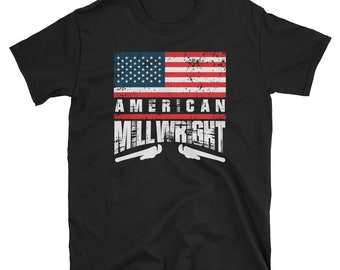 6ab62205a Millwright Swag Shirt, Millwright Gift, Millwright Union T-Shirt