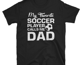 0d06fb39 Soccer Dad Shirt, Soccer Dad Gift, Proud Soccer Dad T-Shirt, Soccer Dad  TShirt