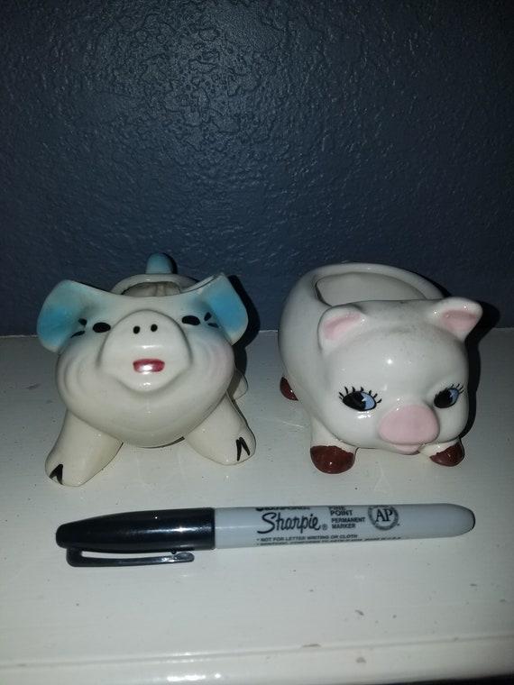 Super Cute Pig Planter Paint Your Own Ceramic Keepsake