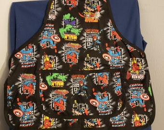 Marvel Child Apron