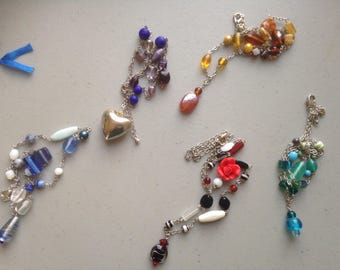 Sterling Silver Surprise Mix Necklace