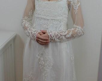 Robe collection Jane Austen