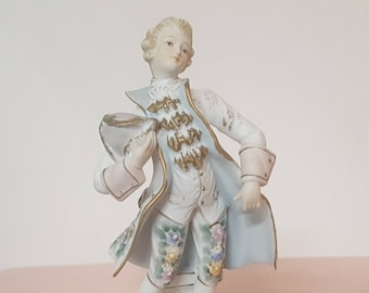 Victorian Lefton China Figurine (KW2077A)