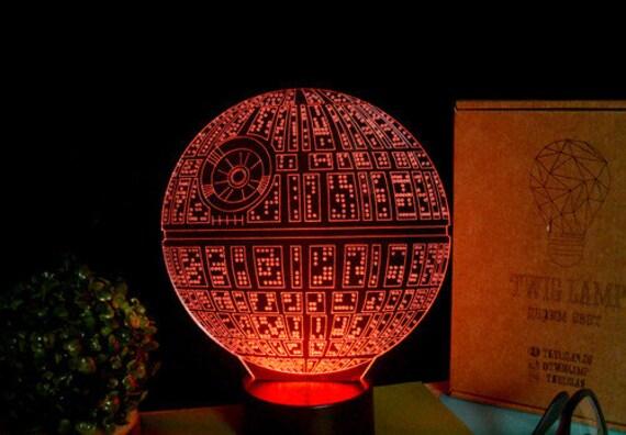 Lampe A Led Etoile Mort Livraison Gratuite