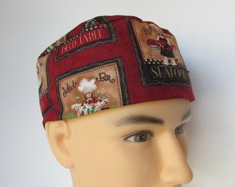 Ant Man Theme Scrub Hat