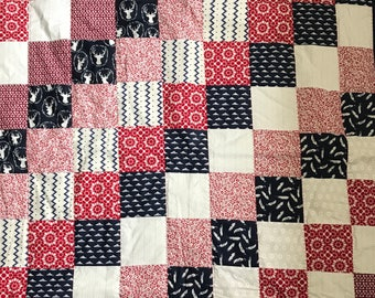 July Independence Quilt