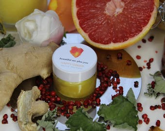 Aromatherapy Solid Perfume - Happy Ginger