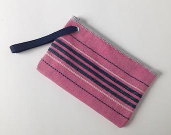 Zippered Wristlet (eco-friendly)