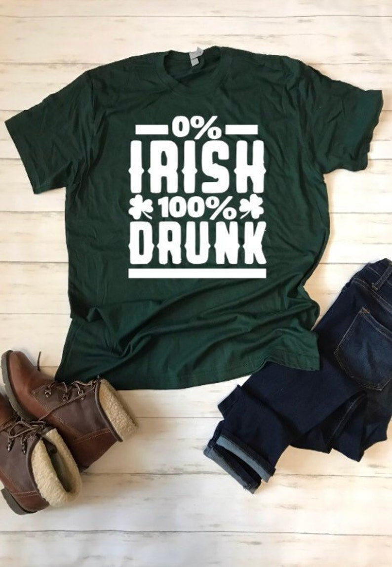 Mens T-shirt Lets Get Ready To Stumble St Patrick/'s Day Drinking Drunk Funny