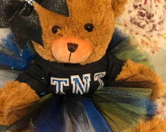 5673056ee60 All Star Cheerleading Personalized Bear - Large Bear